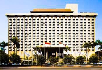 Sari Pan Pacific Jakarta Jakarta - Tampilan Luar Hotel