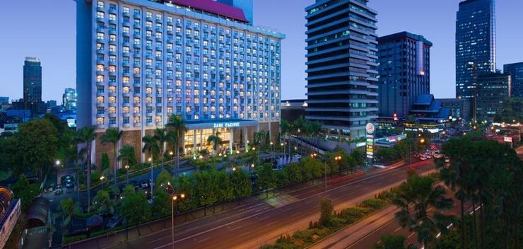 Sari Pan Pacific Jakarta Jakarta - Exterior