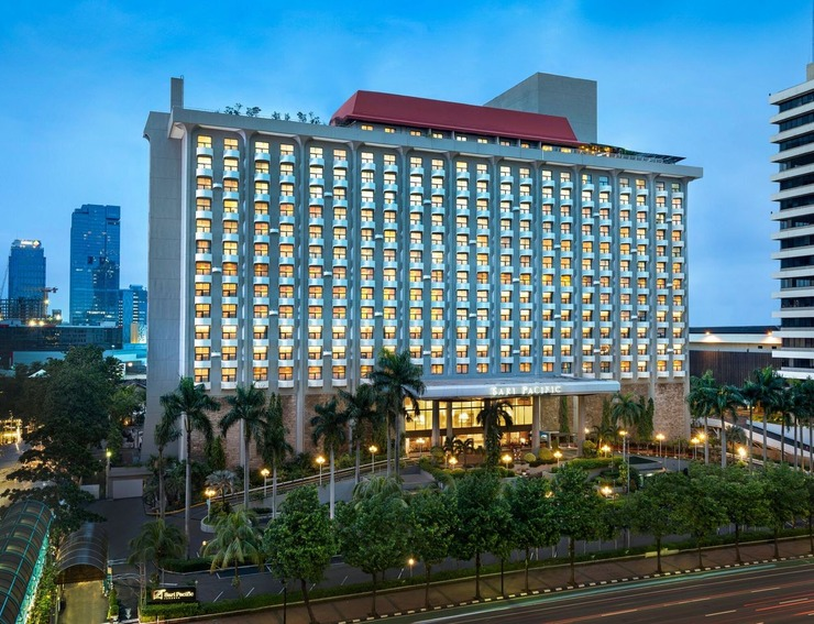 Sari Pacific Jakarta Jakarta - Tampilan Luar Hotel