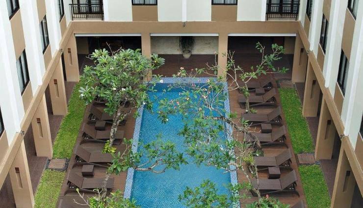 Hotel Santika Kuta Bali - Keloma Renang
