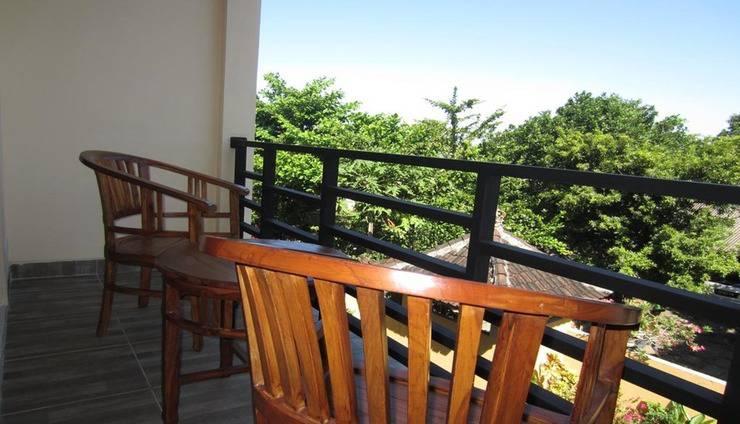Betesda Guest House Bali - Balcony