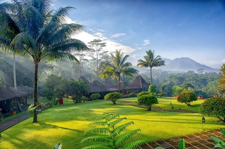 Mesastila Resort Magelang - Hotel View