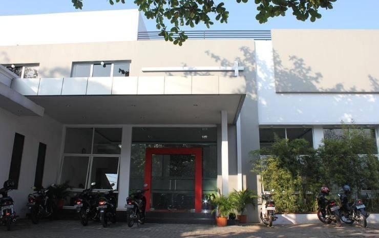 Tugu Indah Hotel Semarang - Pemandangan