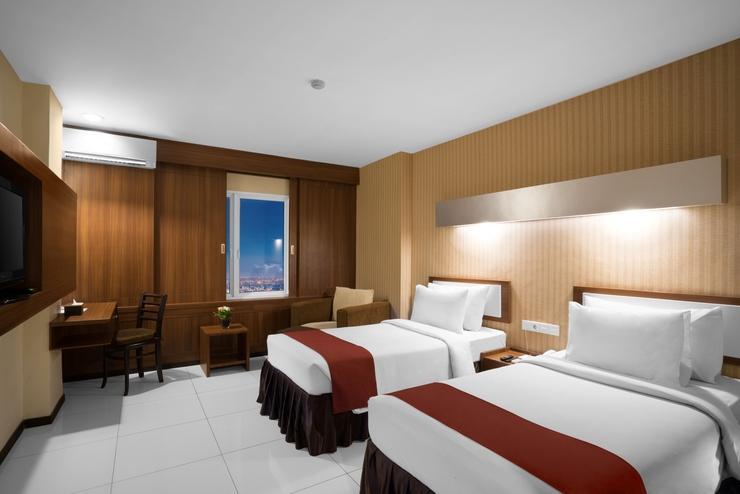 Garuda Plaza Hotel Medan - Deluxe Twin