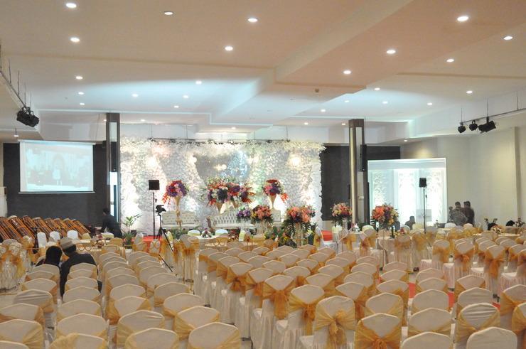 Garuda Plaza Hotel Medan - Ruang Besar