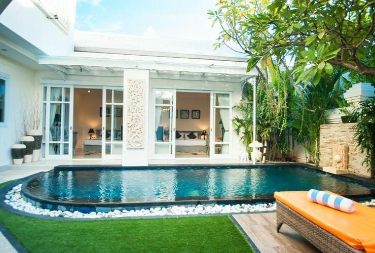 Awila Villas Kuta Bali - Facade