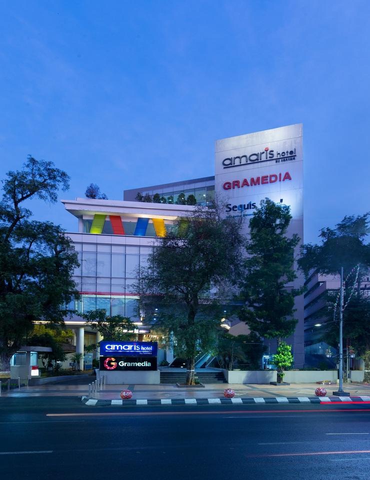 Amaris Pemuda Semarang - New Facade