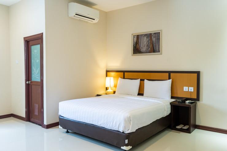 Hokkie Hotel Punggur Batam Batam - Bedroom