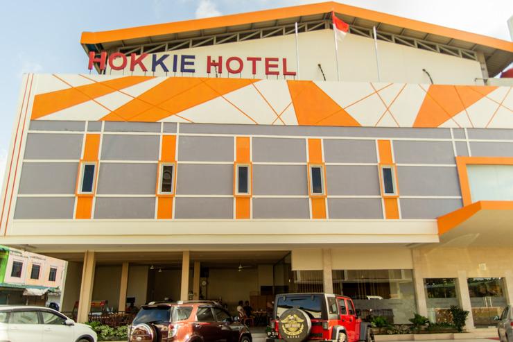 Hokkie Hotel Punggur Batam Batam - Facade