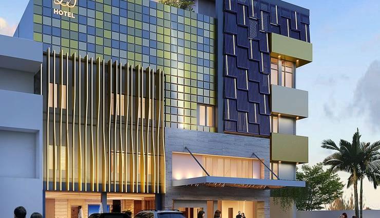 Delima Hotel Banjarmasin Banjarmasin - view