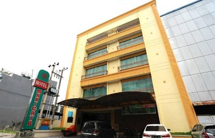Hotel Maricaya Makassar - Eksterior
