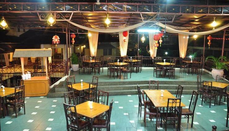 Karang Setra Hotel & Cottages Bandung - Restaurant