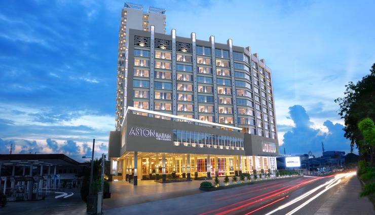Aston Batam - Hotel Building
