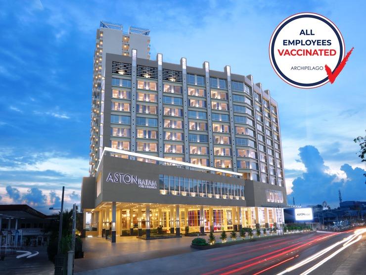 Aston Batam Hotel & Residence Batam - Vaccinated