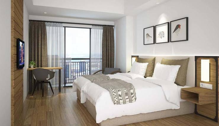 Review Hotel Aviary Bintaro (Tangerang Selatan)