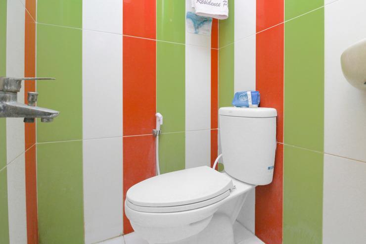 Airy Syariah Medan Kota Puri 12 - Bathroom