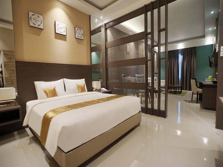 Hotel Faustine by Conary Semarang - rooms