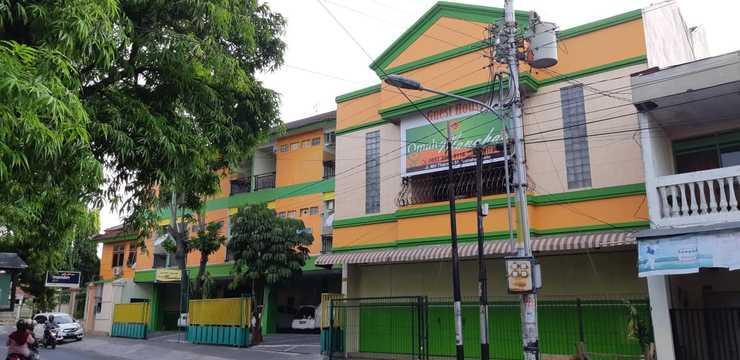 Omah Manahan Solo - Bangunan