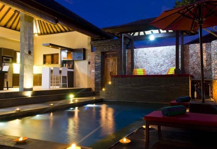 CK Luxury Villas Bali - Kolam Renang