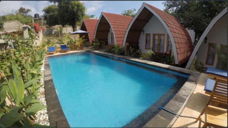 Uki Village Lombok - Pool