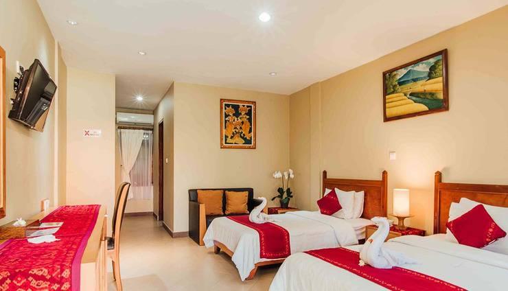 Kuta Puri Bungalow and Spa Bali - Bedroom