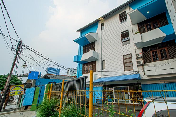 Bungur Inn Syariah Jakarta - building