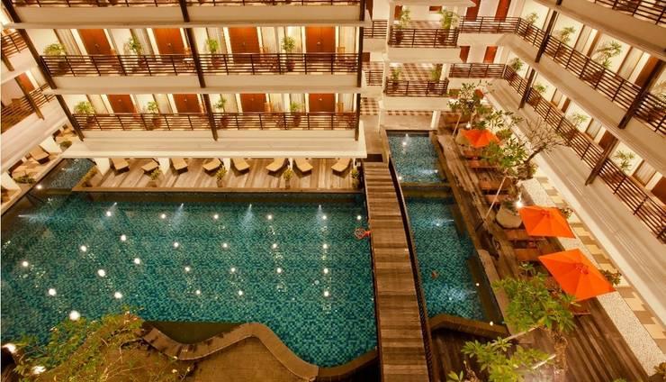 Sun Island Hotel Kuta - Kolam Renang