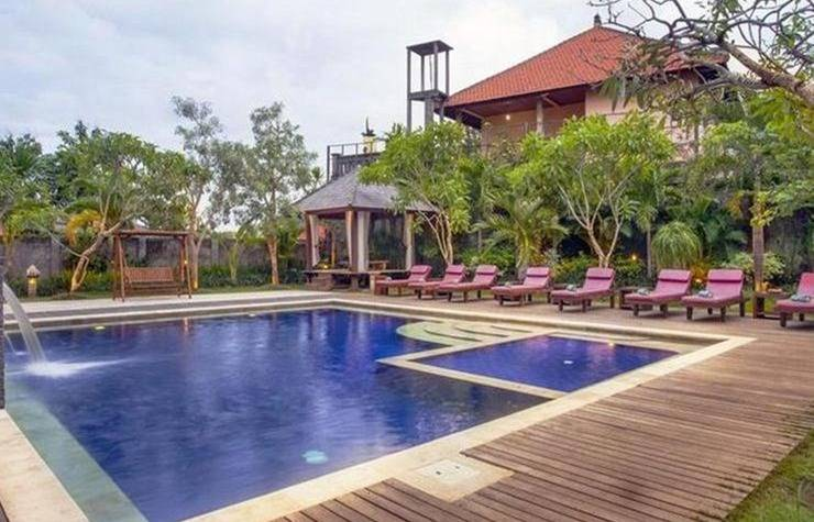Alamat Grand Jimbaran Boutique Resort and Spa - Bali
