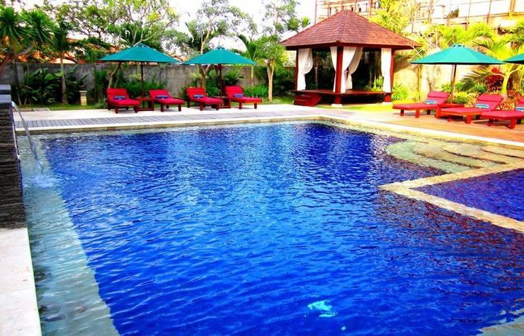 Grand Jimbaran Boutique Hotel Bali - Kolam Renang