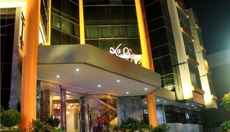 Hotel Dyan Graha Pekanbaru - GEDUNG