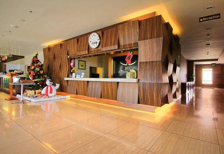 BTC Hotel Bandung - Lobby
