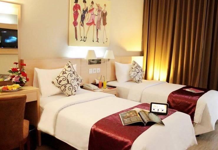 BTC Hotel Bandung - Superior Twin