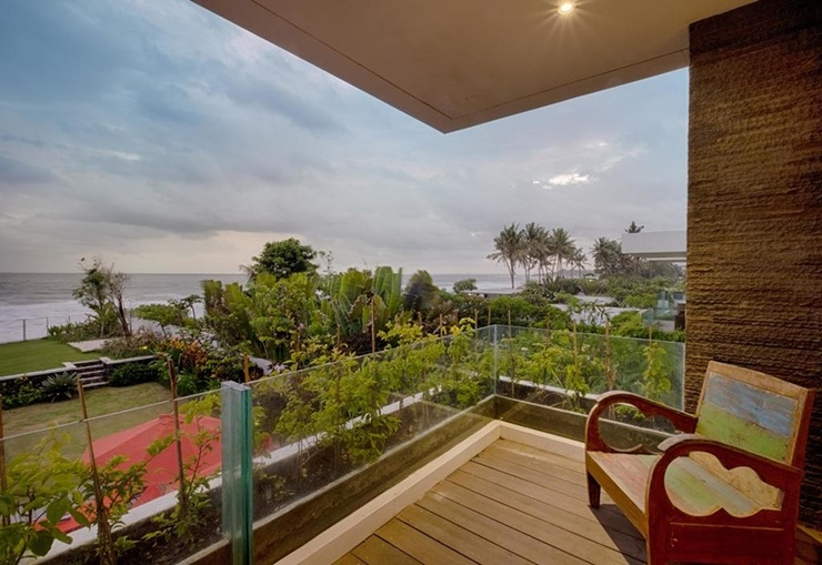Kutus Kutus Keramas Villa Bali - Balcony