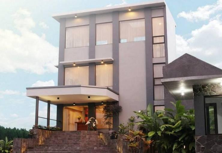 Hotel Amira Bandung - Hotel Building
