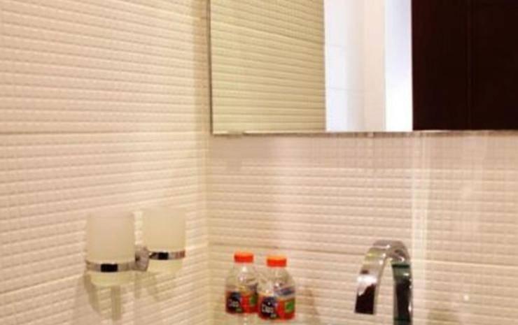 Hotel Bliss Soetta Semarang - Kamar mandi