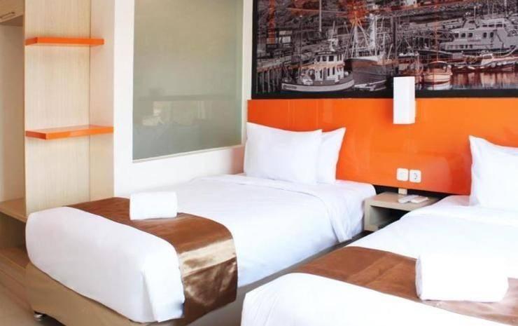 Hotel Bliss Soetta Semarang - Kamar