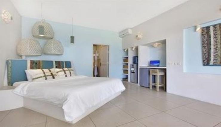 Lilin Lovina Beach Hotel Bali - Bedroom