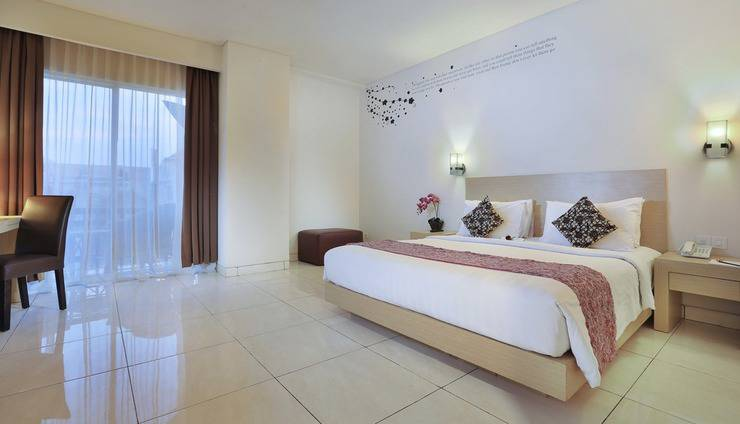 The Tusita Hotel Bali - Double Bed