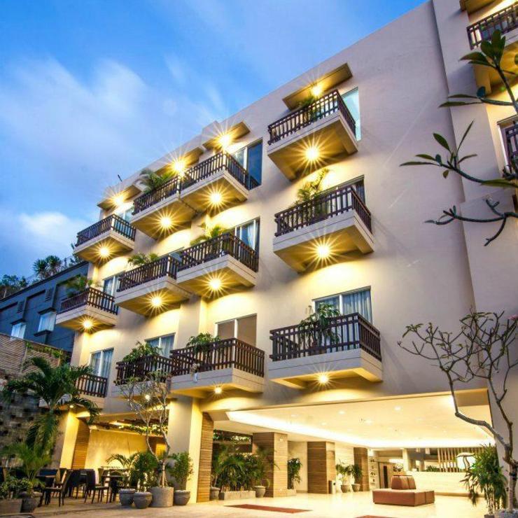 The Tusita Hotel Bali - Entrance