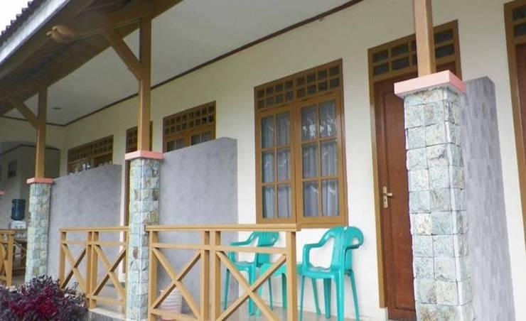 Puspa Sari Hotel dan Restaurant Subang - Eksterior