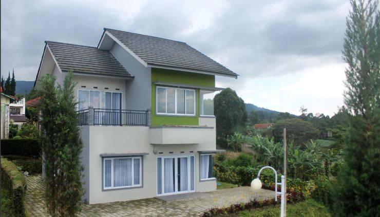 Villa Chamomile Lembang - VILLA