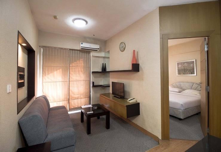 RedDoorz Apartment @Cilandak Jakarta - Kamar tamu