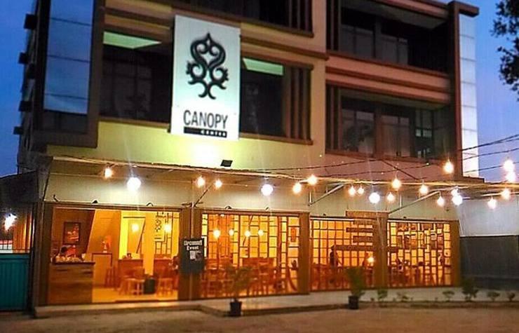 Canopy Center Hostel Syariah Pontianak - Eksterior