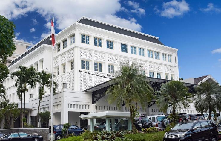 The Mirah Hotel Bogor - Featured Image