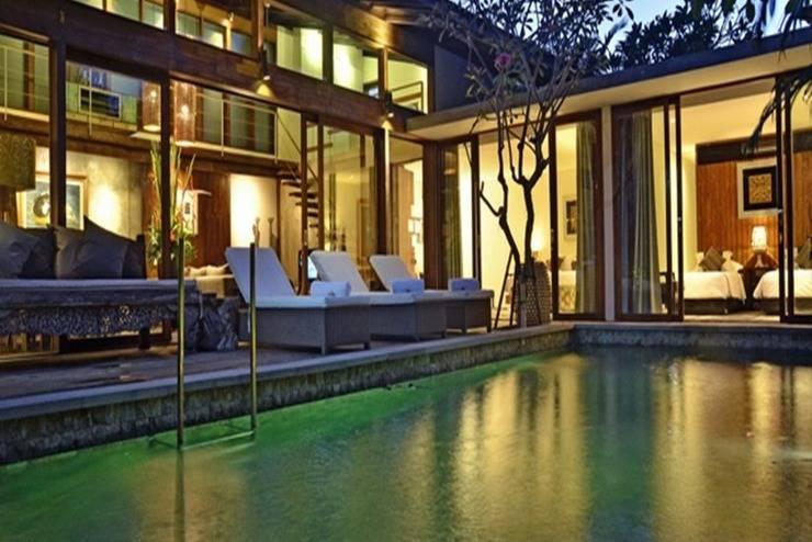 Kei Villas Bali - Kolam Renang