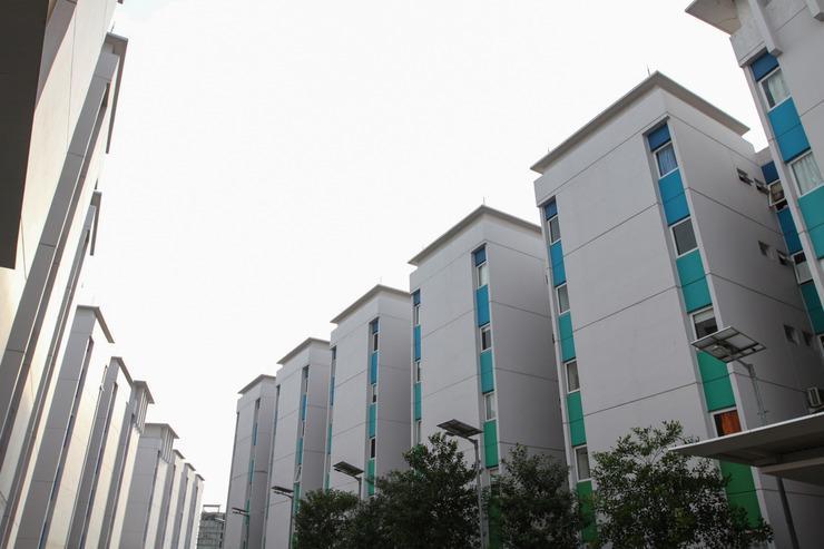 Airy Aeropolis Residence Suryadarma Tangerang - Exterior