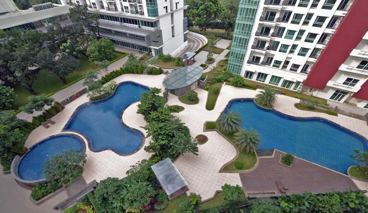 Woodland Park Residence By Mofu Jakarta - Exterior