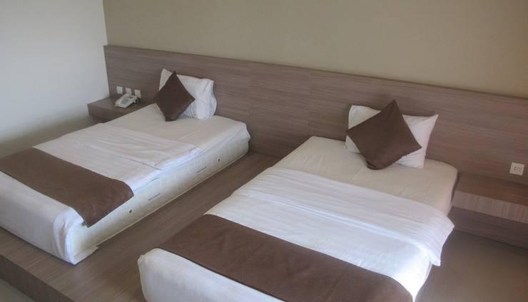 Surya Kencana Seaside Hotel Pangandaran - Super Deluxe / Deluxe
