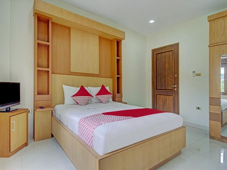 OYO 89997 Hotel Bumi Kedaton Waterpark Bandar Lampung - Bedroom