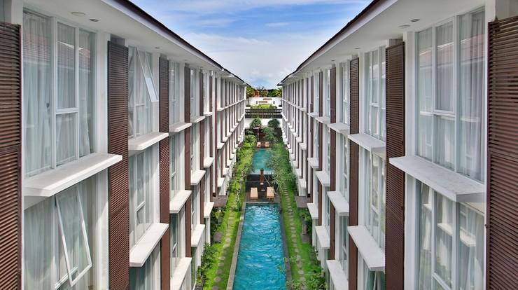The Alea Hotel Seminyak - Pool